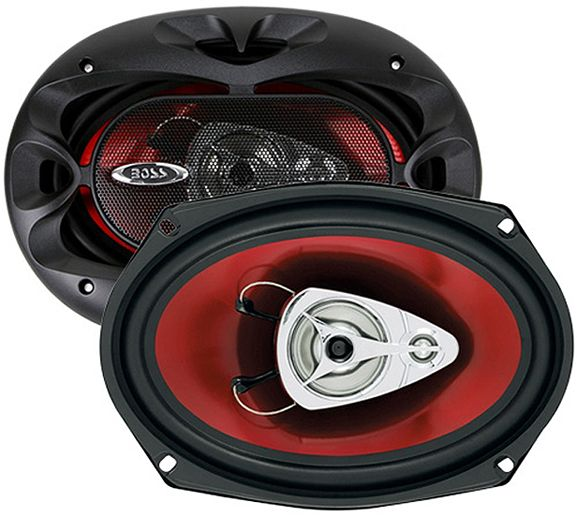 Car Stereos and Speakers