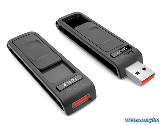 USB Flash Drive and SD Cards