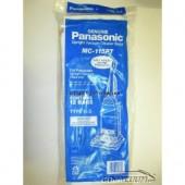 PANASONIC MC115PT 12VACUUM BAGS FOR MCV51,52,53 thru 69