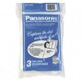 PANASONIC MCV145MS VACUUM BAG 3PC PACK U6