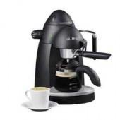 MR COFFEE ECM20 BLACK ESPRESSO CAPUCCINO MAKER 4CUP