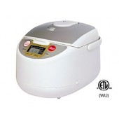 TIGER JAGS18U RICE COOKER 10CUP FUZZY