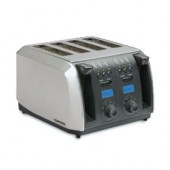 TOASTESS TT322 TOASTER 4SLICE  DIGITAL BAGEL  FUNCTION