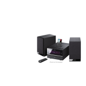 Sony CMTBX20i Micro Hi-Fi Shelf System (Black)