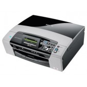 Brother DCP-395CN Color Inkjet All-in-One with Networking and Enhanced Features for Photo Printing