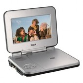"RCA DRC6317E Portable DVD Player 7"" LCD - DVD-R, CD-RW -DVD Video Playback"