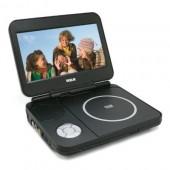 RCA DRC6368 Portable DVD Player with 8-Inch Screen
