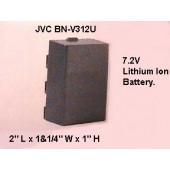 Original JVC High Capacity Battery