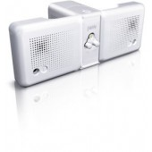 PORTABLE AMPLIFIED Hi-Fi Stereo Speaker System