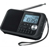 jWIN Electronics JXM122 Portable AM/FM Radio with NOAA Emergency Weather Band