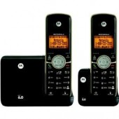 Motorola L512BT DECT 6.0 Cordless Phone System with Bluetooth Technology