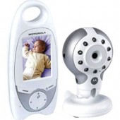 Motorola MBP30 Baby Monitor Video 2.4