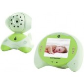 Motorola MBP35L 3.5 Inch Digital Video Baby Monitor With NightVision