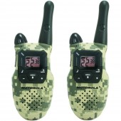 Motorola MC225R Talkabout 2-Way Radios - Pair