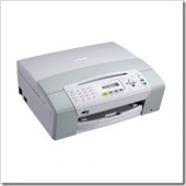 Brother MFC-250C Color Inkjet All-in-One with Fax