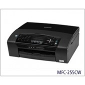Brother MFC-255CW Color Inkjet All-in-One with Wireless Networking