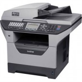 Brother MFC-8480DN High-Performance Laser All-in-One with Networking and Duplex Printing
