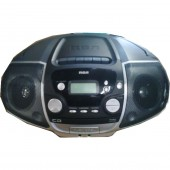 RCA RCD175 Portable Cd Player with Cassette