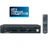 DMR-EZ48VK  Progressive Scan DVD Recorder with VHS VCR, Digital Tuner, 1080p Up-Conversion, HDMI Simple Connection, VIERALink™, SD Memory Card Slot, USB Terminal and Super Multi-Format Recording & Playback
