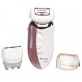 ES2045P  Wet/Dry Epiglide™ Epilator with 2 Speeds and 3 Interchangeable Heads (Epilator, Shaver & Bikini Trimmer), Pink