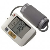 EW3106W  Upper Arm Blood Pressure Monitor with Flash Warning System for Hypertensive Readings