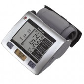 EW3122S  Upper Arm Blood Pressure Monitor with Body Movement Indicator and Color Confirmation System