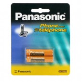 HHR-4DPA  Replacement Battery for Panasonic Cordless Dect 6.0 and select Panasonic Series Telephones