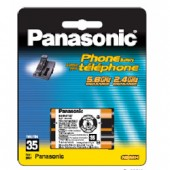 HHR-P107A  Telephone Battery for select Cordless Panasonic Telephones