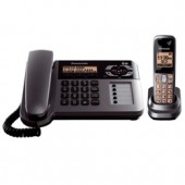 KX-TG1061M  Expandable Digital Cordless Telephone with Answering System with 1 Handset