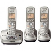 KX-TG4023N  Expandable Digital Cordless Phone with Answering System with 3 handset.