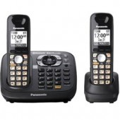 KX-TG6582T  Expandable Digital Cordless Phone with 2 handsets and Bluetooth conectivity.
