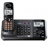 KX-TG9381T  2-Line DECT 6.0 Expandable Digital Cordless Answering System