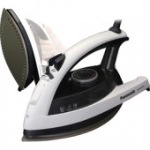 NI-W450TS  New Concept 360° Quick™ Steam/Dry Iron with Curved Non-Stick Coated Titanium Soleplate, Multi-Directional Design, 3-Way Auto Shut-Off, Adjustable Steam and Dial Temperature Control