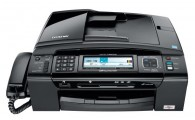 Brother MFC-795CW Color Inkjet All-in-One with Wireless Networking